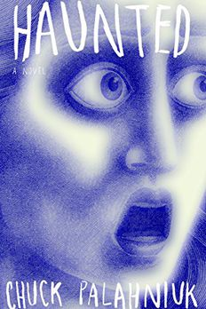 Haunted book cover