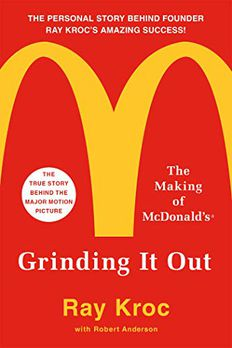 GRINDING IT OUT book cover