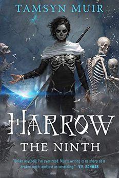 Harrow the Ninth book cover