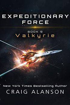 Valkyrie book cover