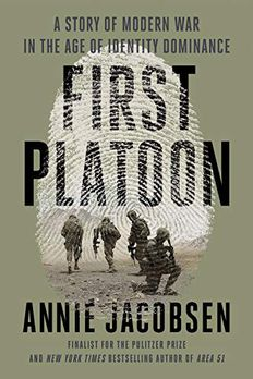 First Platoon book cover