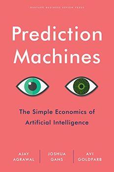 Prediction Machines book cover