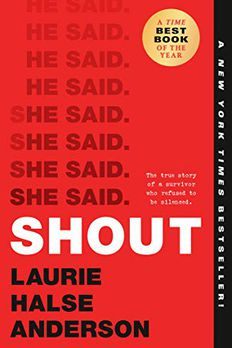 SHOUT book cover