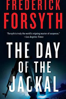The Day of the Jackal book cover