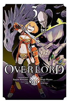 Overlord Manga, Vol. 3 book cover