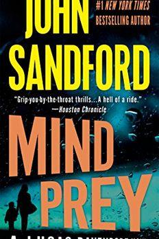 Mind Prey book cover