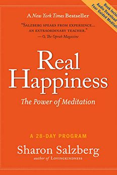 Real Happiness book cover
