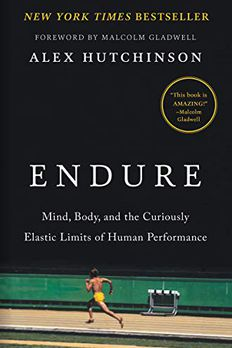 Endure book cover