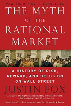 The Myth of the Rational Market book cover