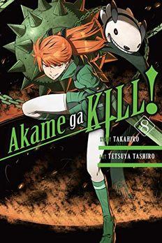 Akame ga KILL!, Vol. 8 book cover