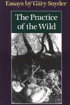 The Practice of the Wild book cover