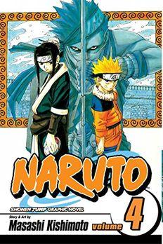 Naruto, Vol. 4 book cover