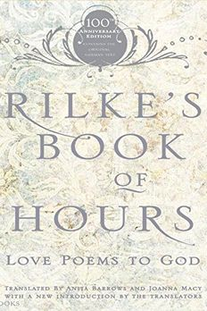 Rilke's Book of Hours book cover