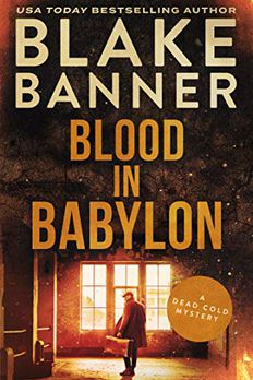 Blood In Babylon book cover