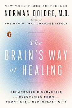 The Brain's Way of Healing book cover