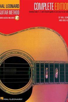 Hal Leonard Guitar Method book cover
