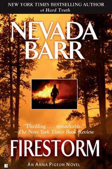Firestorm book cover