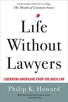 Life Without Lawyers book cover