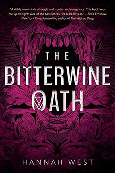 The Bitterwine Oath book cover