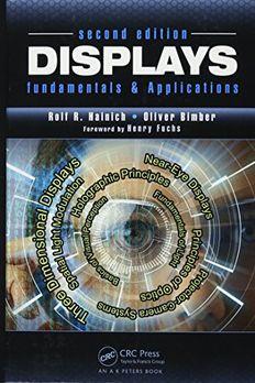 Displays book cover