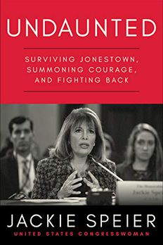 Undaunted book cover