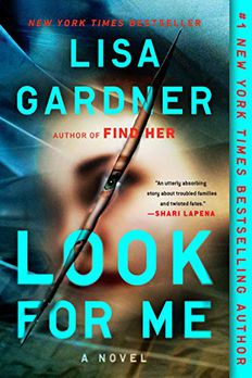 Look For Me book cover