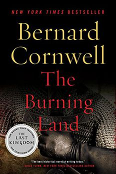 The Burning Land book cover