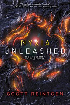 Nyxia Unleashed book cover