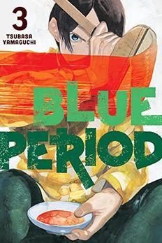Blue Period, Vol. 3 book cover