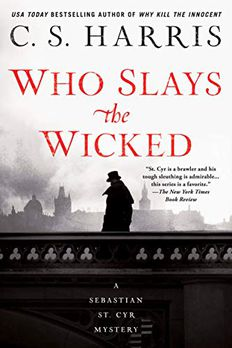 Who Slays the Wicked book cover