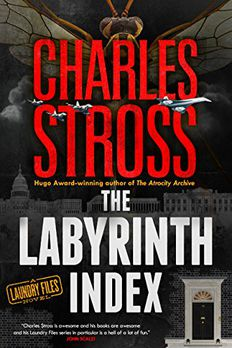 The Labyrinth Index book cover