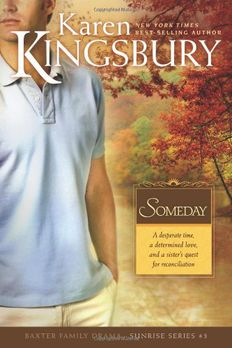 Someday book cover