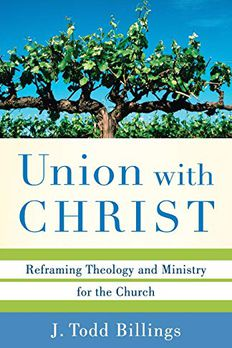 Union with Christ book cover