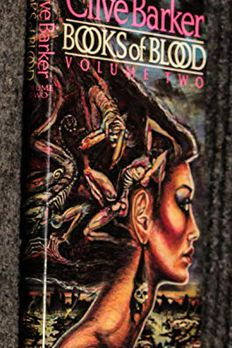 Books of Blood Volume Two book cover
