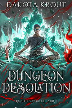 Dungeon Desolation book cover