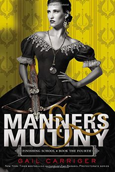 Manners & Mutiny book cover