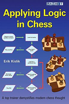 Applying Logic in Chess book cover