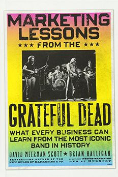 Marketing Lessons from the Grateful Dead book cover