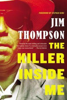 The Killer Inside Me book cover