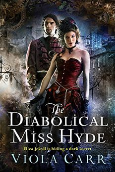 The Diabolical Miss Hyde book cover