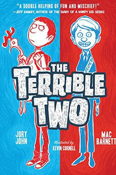The Terrible Two book cover