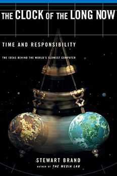 The Clock Of The Long Now book cover