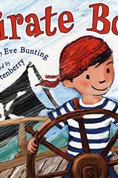 Pirate Boy book cover