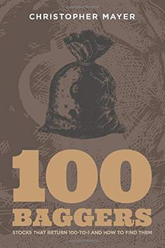 100 Baggers book cover