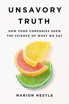 Unsavory Truth book cover