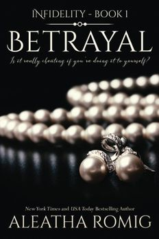 Betrayal book cover