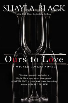 Ours to Love book cover