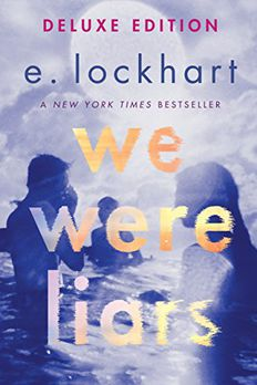 We Were Liars Deluxe Edition book cover