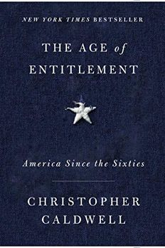 The Age of Entitlement book cover