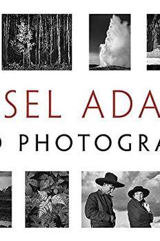Ansel Adams book cover